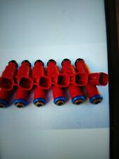 Best Upgrade 12 hole GENUINE BOSCH Fuel Injector Set - Increase Performance