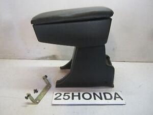 1986-1989 Acura Integra Factory Optional Accessory Armrest OEM Rare DA 1G Civic