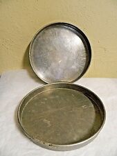 Vintage Korean War 1951 U.S. Military Aluminium Round Tray/Dish A.S. Co.