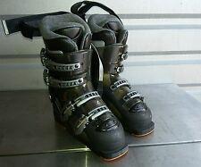 Rossignol Saphir Cockpit Ski Boots Black/Orange