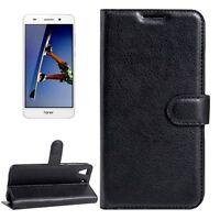 CUSTODIA FINTA PELLE COVER CASE PER SMARTPHONE Huawei Honor 5A & Y6 II HWE-92