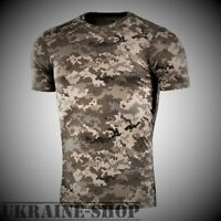 New UKRAINE MILITARY CAMOUFLAGE CAMO UA-Digital MM 14 T SHIRT ARMY COMBAT
