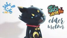 Okluna Toys Jobi Moon Fox Sofubi Vinyl Figure Elder Brother