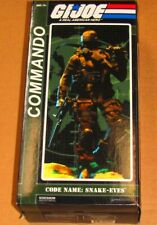 """Sideshow GI Joe Snake Eyes Commando 1/6 Scale Action Figure 12"""" Cobra Assassin"""