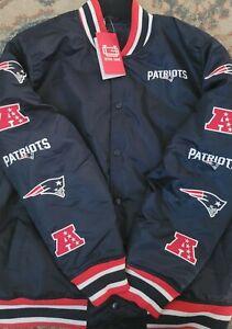 New England Patriots Jacket Men's XL