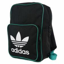 Adidas AJ6938 Unisex Originals Mini Backpack Bag Rucksack Black green school