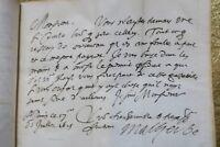 MALHERBE Lettres de Malherbe, dédiées a la ville de Caen 1822
