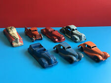 Old Vtg Tootsie Toy, Barclay Lot of 7 NOT so Perfect Cars