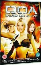 DEAD OR ALIVE [DOA] Holly Valance*Jamie Pressly*Eric Roberts Action DVD *EXC*