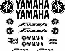 Yamaha Fazer FZ6 FZ1 Decal Set Motorcycle Stickers Vinyl Cut