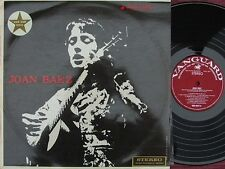 Joan Baez OZ 2nd Press ST LP EX '64 Vanguard VSD2077 Folk MONO