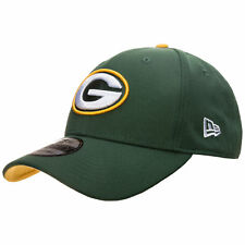 New Era 9FORTY NFL Green Bay Packers Cap grün / gelb / weiß NEU