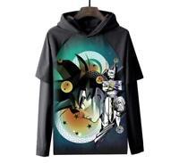 Dragonball Z Anime Manga Kapuzen pulli Sweatshirt Hoodie Hooded Pullover