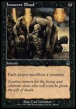 4x Innocent Blood Odyssey MtG Magic Black Common 4 x4 Card Cards MP