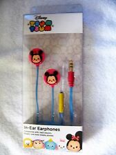 Disney Tsum Tsum Childs In Ear Earphones for MP3 Players iPods Mobile Phones