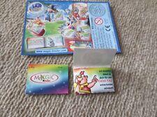 Ü Ei Magic Lessons  Kartenspiel + BPZ 2S 16