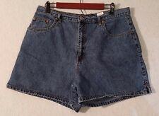 Womens Halston Jeanswear Shorts Sz16 (35x4.5) *Super Cute* List#309f