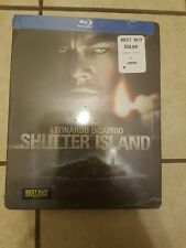 Shutter Island Steelbook Blu Ray