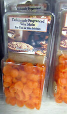 WAX MELTS  -  PUMPKIN PIE (Spice) Deliciously Scented!
