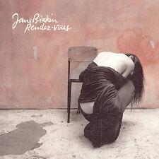 Rendez-Vous by Jane Birkin Import CD-2004 EMI France) Bonus Tracks w/Booklet