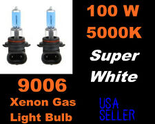100w Super White Mercedes-Benz 2006 CLS55AMG Fog Light 9006/HB4 Xenon Bulbs