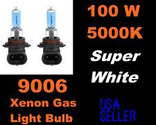 100w Super White Saturn 2000 LS/LS1/LS2 Low Beam 9006/HB4 Xenon Bulbs