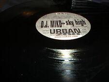 "D J Miko Sky High 12"" VINYL Italodance original Radio Star What's Up Urban Zoo"