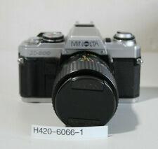 Minolta X-500+Maginon Serie G 1:3,5/4,5 f=35-70mm (H420-6066-1-R41)