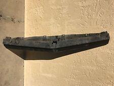 1979-1981 firebird trans am black front chin spoiler center wind dam deflector