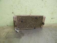 yamaha  250  x city  radiator