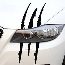 Universal Black Scratch Stripe Headlight Car SUV Vinyl Decal Sticker Accessories(Fits: 2006 Volvo)