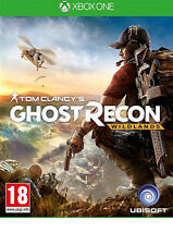 TOM CLANCYS GHOST RECON WILDLANDS XBOX ONE BRAND NEW FAST DELIVERY!