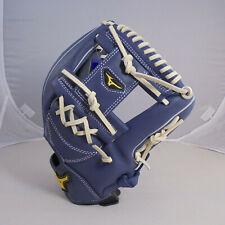 "MIZUNO MVP 11.75"" I Web Deep Blue Outfield Right-Handed Thrower Softball Glove"