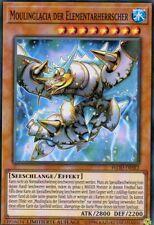 Yu-Gi-Oh! Moulinglacia der Elementarlord FLOD-DESE2 Deutsch Super Rare