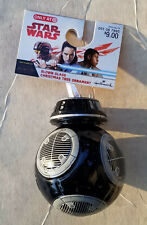 Star Wars BB-9E Droid Hallmark Christmas Ornament Blown Glass Target Exclusive