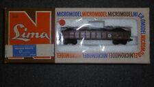 LIMA échelle N wagon marchandise n°441 n° 16 de 300 pièces différentes en vente