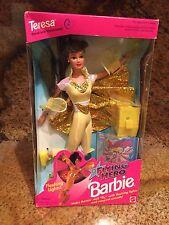 1995 Flying Hero Barbie Teresa Doll - NRFB