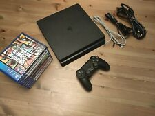 *EXCELENT* Sony Playstation 4 PS4 BUNDLE + Controller & 8 Games CUH-2215B 500GB