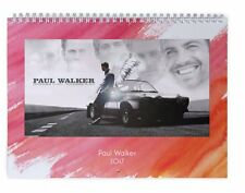 "New Paul Walker  11""x8.5"" Wall Calendar (2017)"