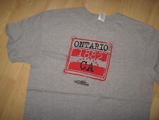 Southwest Airlines Tee - SWA Ontario California ONT Rapid Rewards 737 T Shirt XL