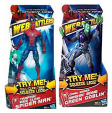 "Marvel Eroi Spiderman V Green Goblin cattivo 6"" Figure Set, venom carnage"