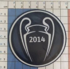Europe Patch badge Champion's League 2014 maillot de foot Real Madrid 2014/2015