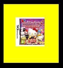Hello Kitty Birthday Adventures NDS DS DSi XL Brand New