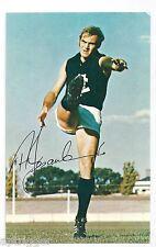 1971 Mobil Football Card (13 of 40) Alex JESAULENKO Carlton Near MINT