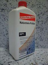 Patina Fala NP1 Naturstein-Politur 1 L Kalk- Weichgesteinen Sandstein & Marmor