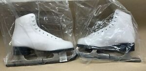 DBX Women's Figure Skates Size 8 1100 Series