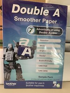 A3 paper 100 sheets pages Double A brand - pick up Brisbane welcome on items