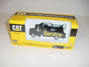 1/50 CAT Dealer Black Service Truck by Norscot NIB!