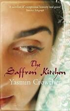 The Saffron Kitchen, By Yasmin Crowther,in Used but Acceptable condition