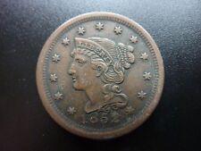 1852 USA Large Cent